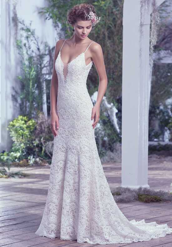 Maggie Sottero Mietra Sheath Wedding Dress