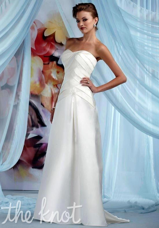 Impression Destiny 11509 Sheath Wedding Dress