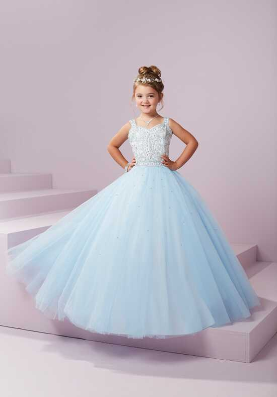 Tiffany Princess 13494 Flower Girl Dress