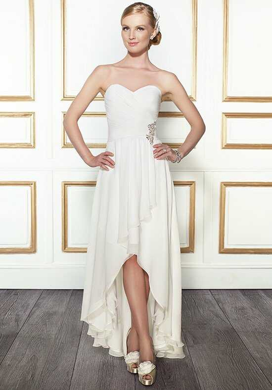 Moonlight Tango T665 A-Line Wedding Dress