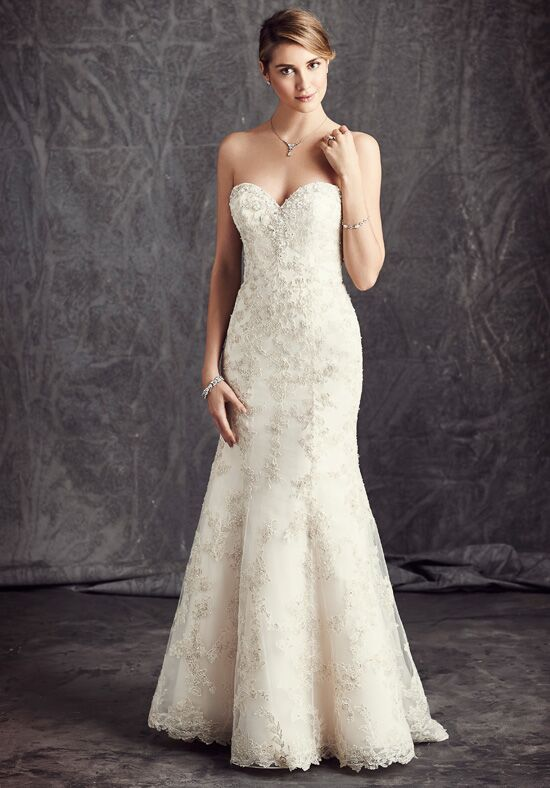 Kenneth Winston: Ella Rosa Collection BE297 Mermaid Wedding Dress