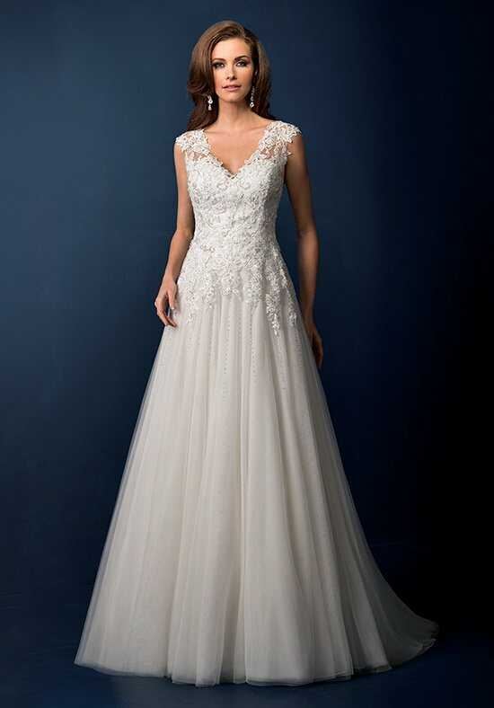 Jasmine Couture T162058 A-Line Wedding Dress