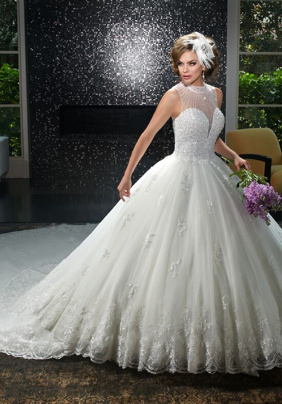Mary S Bridal 6404 Ball Gown Wedding Dress