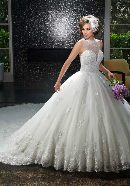 1 Wedding by Mary's Bridal 6404 Ball Gown Wedding Dress