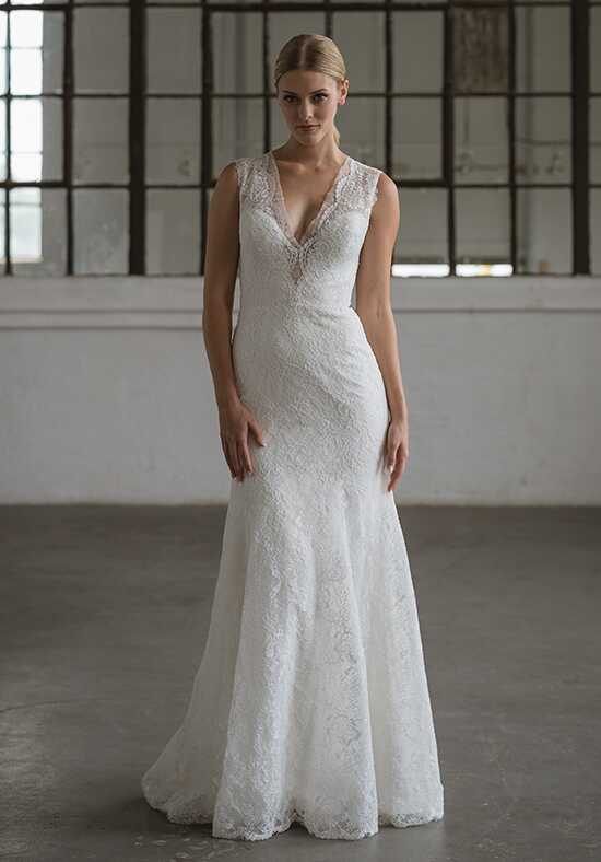 Lis Simon Ina Mermaid Wedding Dress