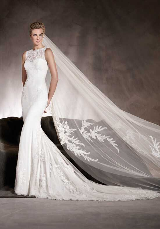 PRONOVIAS ALEGRIA Mermaid Wedding Dress