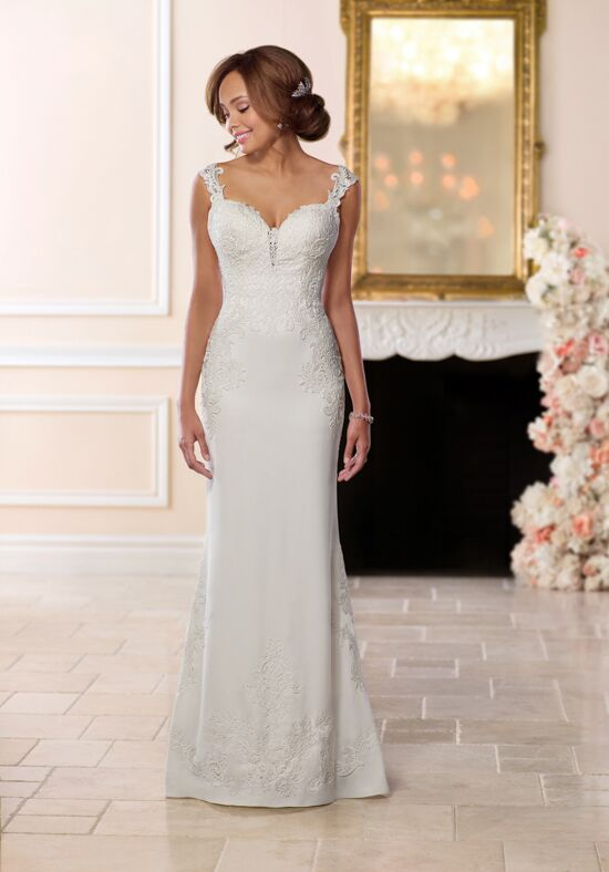 Stella York 6560 Sheath Wedding Dress