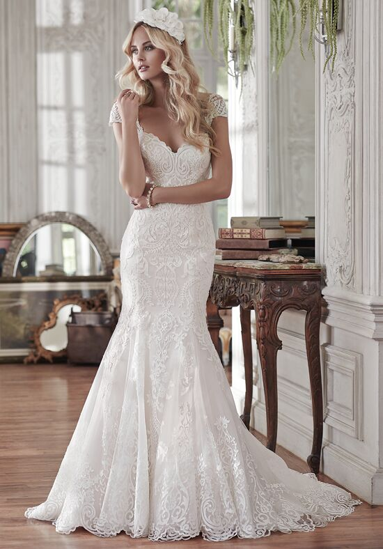 Maggie Sottero Rosamund Mermaid Wedding Dress