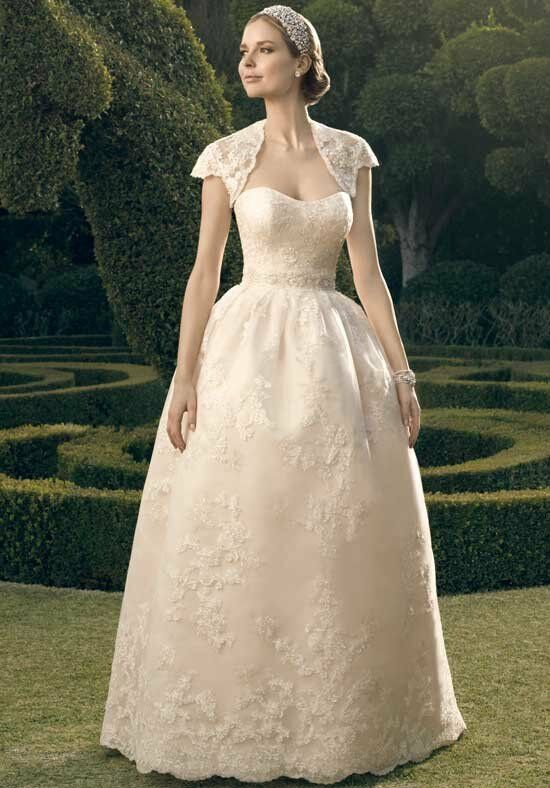 Casablanca Bridal 2182 Ball Gown Wedding Dress