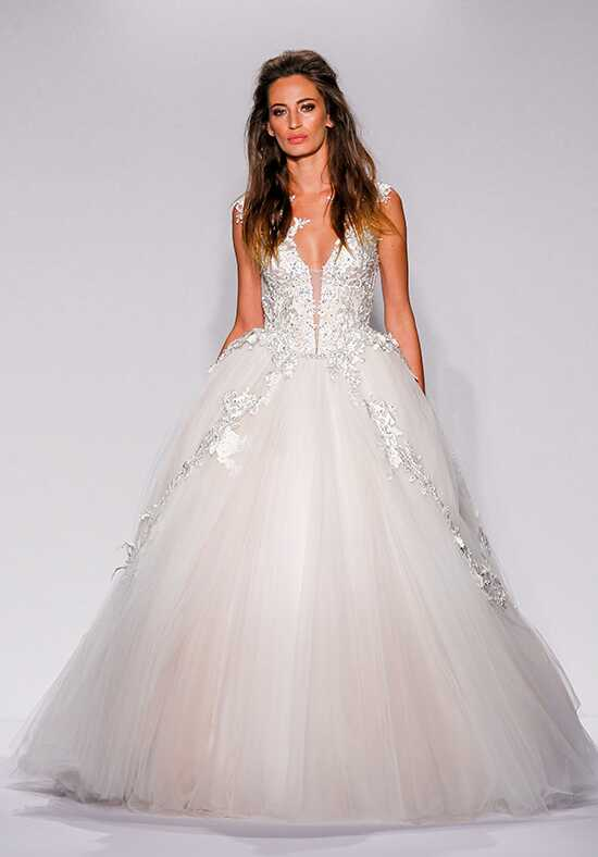 Pnina Tornai for Kleinfeld 4452 Ball Gown Wedding Dress