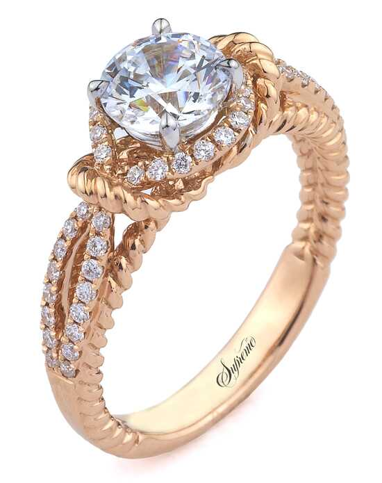 Supreme Jewelry SJ158887 Engagement Ring photo
