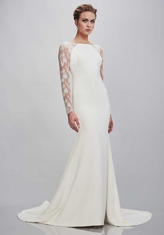 THEIA Lauren Mermaid Wedding Dress