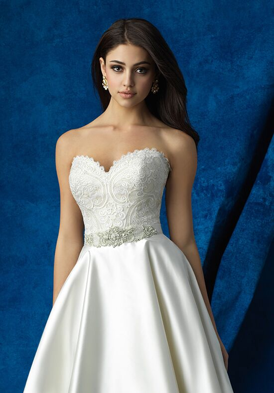 Allure Bridals A2001 Wedding Dress
