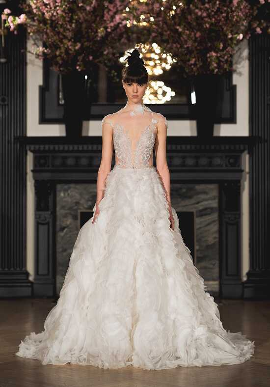 Ines Di Santo Harper Ball Gown Wedding Dress