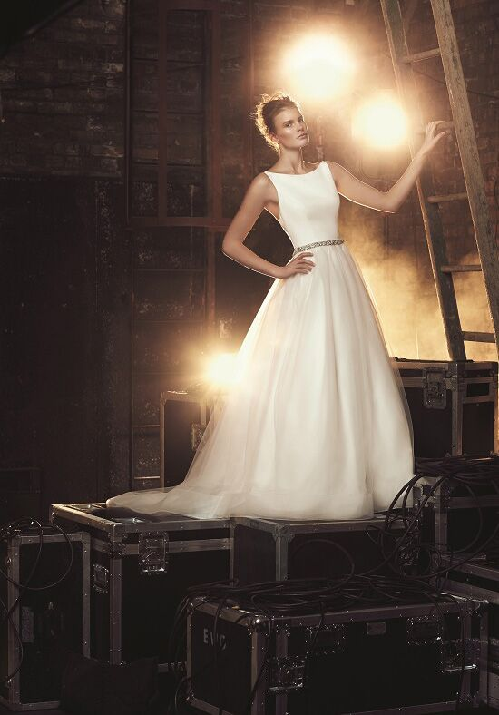 Mikaella 2079 A-Line Wedding Dress