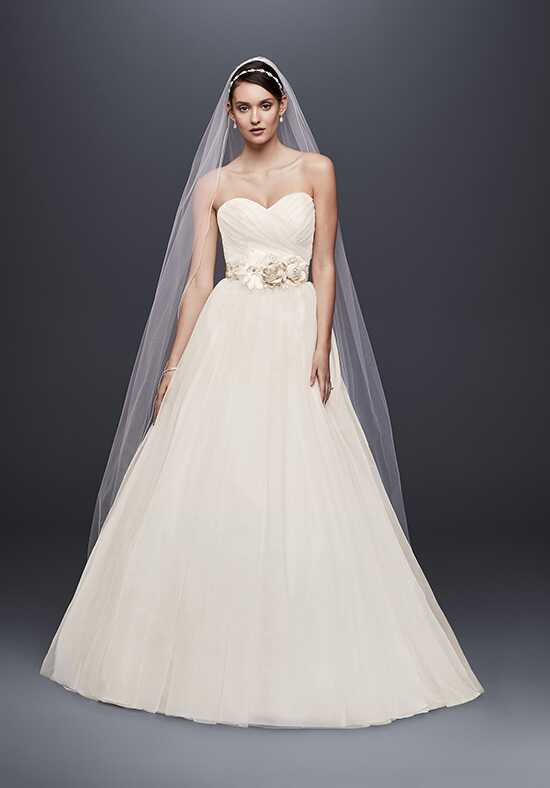 David's Bridal David's Bridal Collection Style WG3802 Ball Gown Wedding Dress