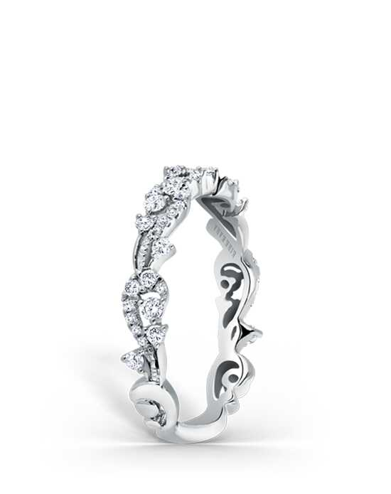 Kirk Kara K278-B White Gold Wedding Ring