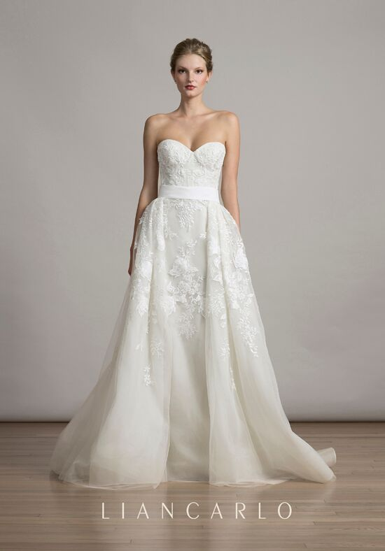 LIANCARLO 6865 Ball Gown Wedding Dress
