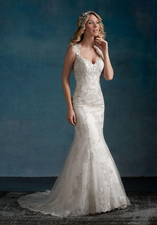 1 Wedding by Mary's Bridal 6564 Mermaid Wedding Dress