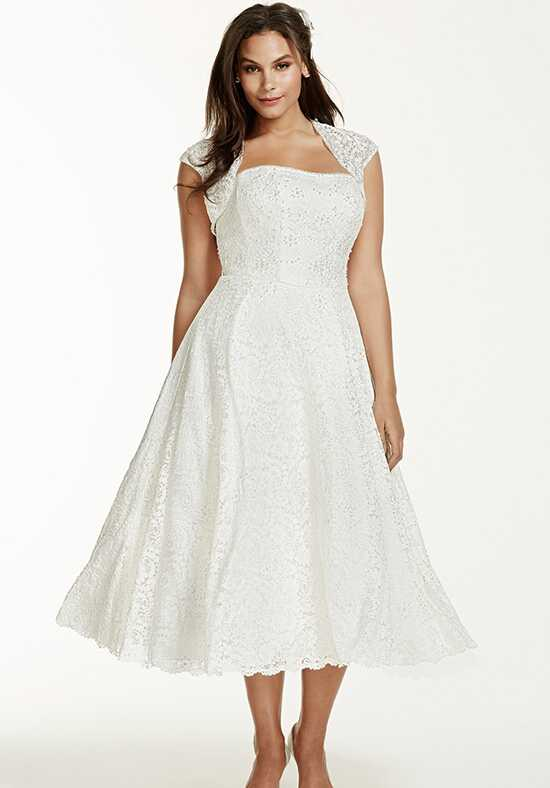 David's Bridal David's Bridal Woman Style 9T9948 Wedding Dress