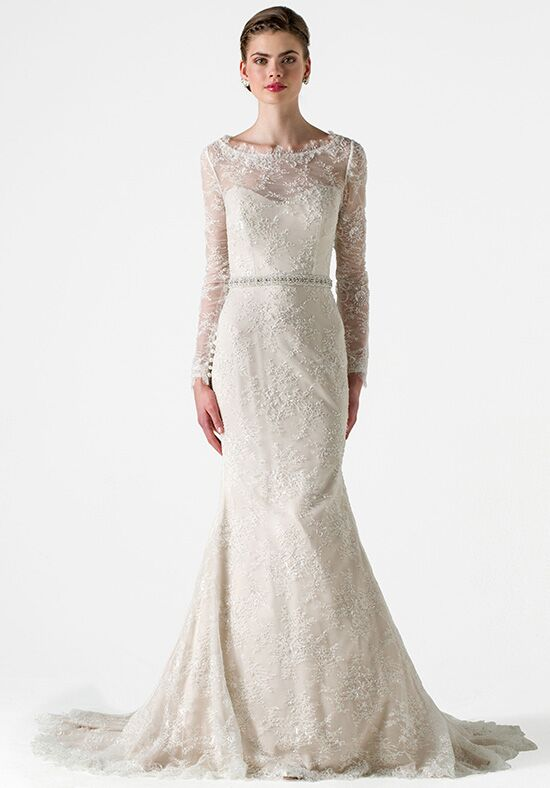 Anne Barge Gardner Mermaid Wedding Dress
