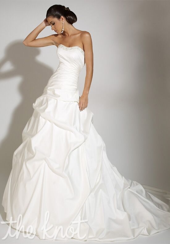 Jacquelin Exclusive 19863 A-Line Wedding Dress