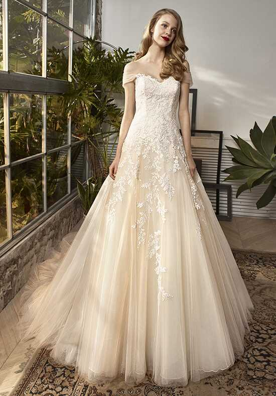 Beautiful BT18-17 A-Line Wedding Dress