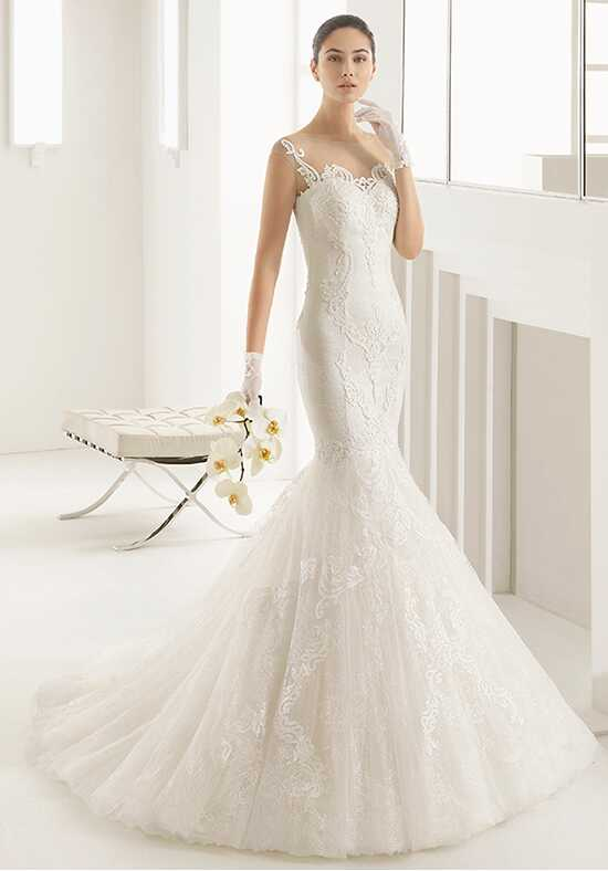 Two by Rosa Clará Octeto Mermaid Wedding Dress