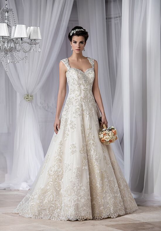Jasmine Couture T182056 A-Line Wedding Dress