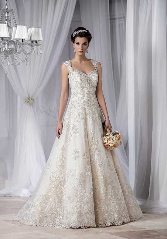 Jasmine Couture T182056 Wedding Dress photo
