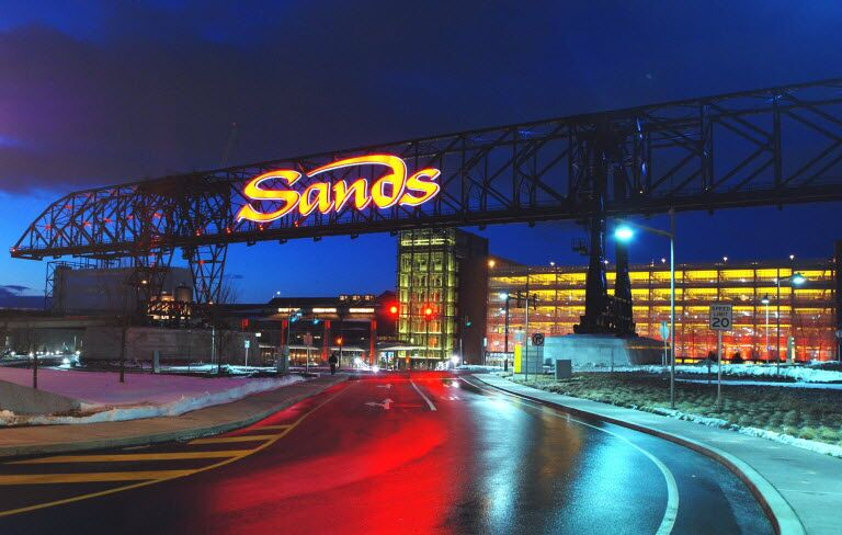 Bethlehem pa sands casino beaurevage hotel and casino