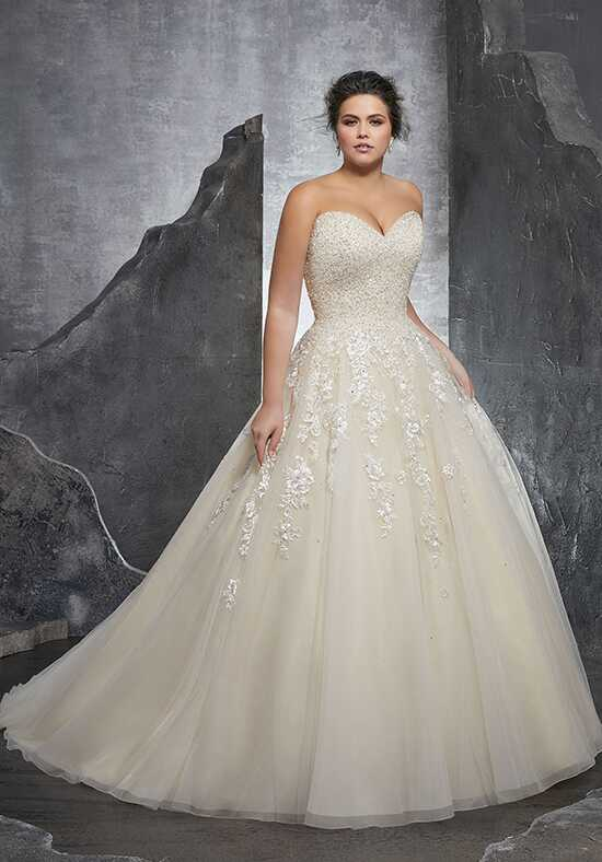 Morilee by Madeline Gardner/Julietta Kasmira/3238 Ball Gown Wedding Dress