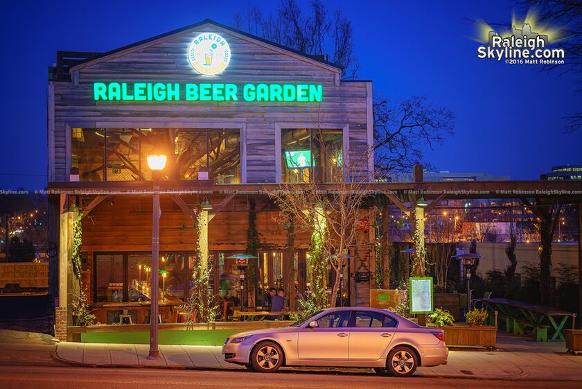 raleigh beer garden 614 glenwood ave raleigh nc 27603 usa - Raleigh Beer Garden
