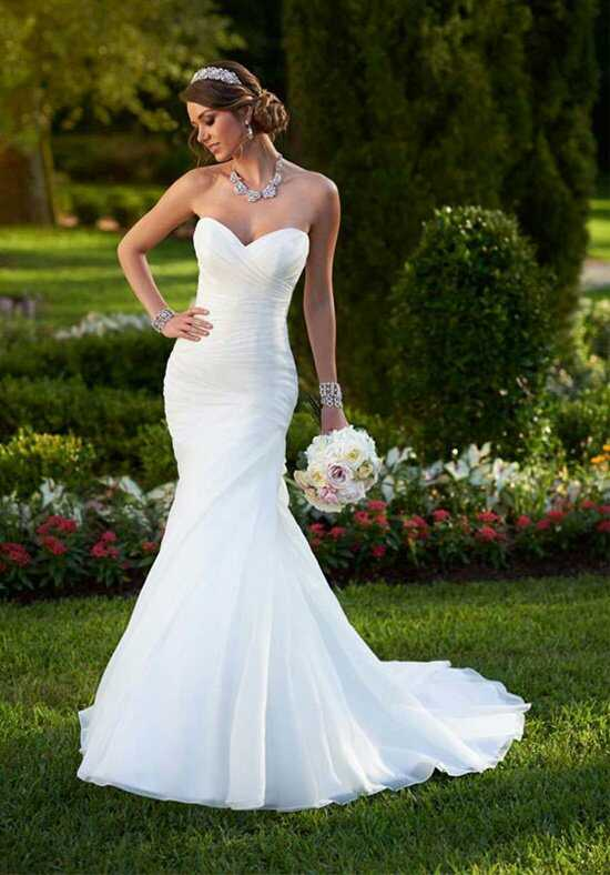 Mermaid wedding dresses stella york junglespirit Images