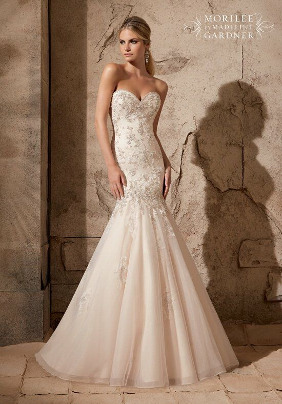 Morilee by Madeline Gardner 2720 Mermaid Wedding Dress