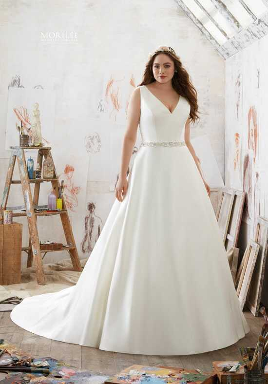 Morilee by Madeline Gardner/Julietta 3211 A-Line Wedding Dress
