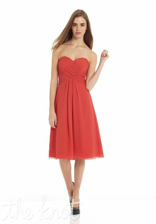 Bill Levkoff 565 Sweetheart Bridesmaid Dress