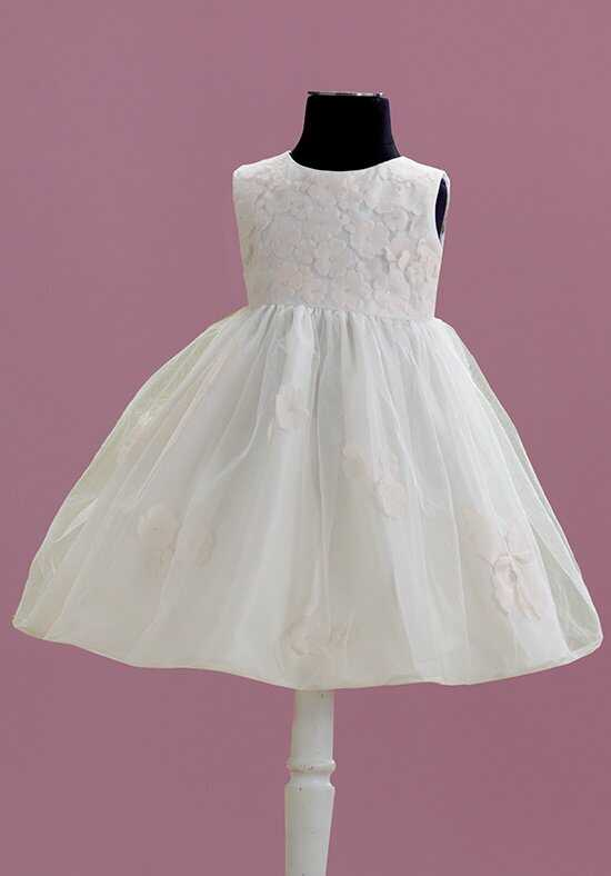 Joan Calabrese by Mon Cheri 215355B Flower Girl Dress photo