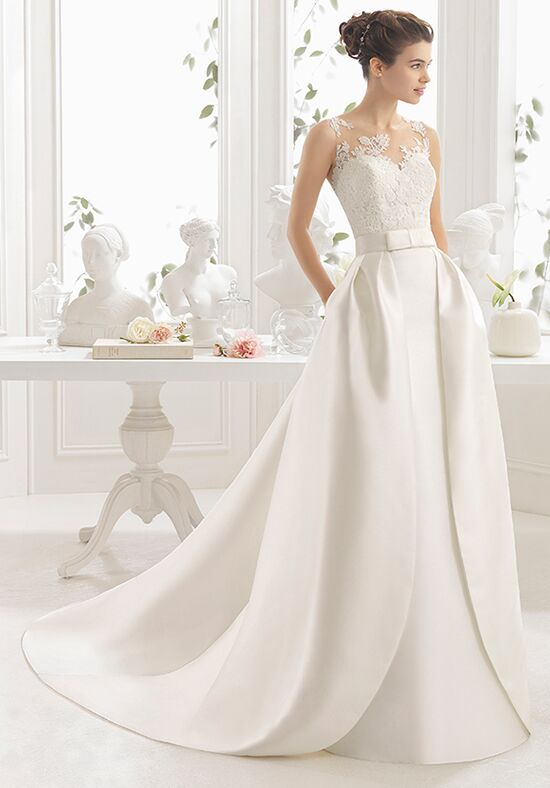 Aire Barcelona Chantal Ball Gown Wedding Dress