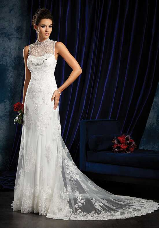 Alfred Angelo Sapphire Bridal Collection 960 Wedding Dress photo