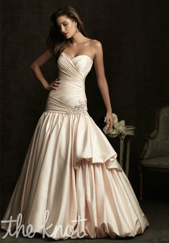 Allure Bridals 8906 Mermaid Wedding Dress