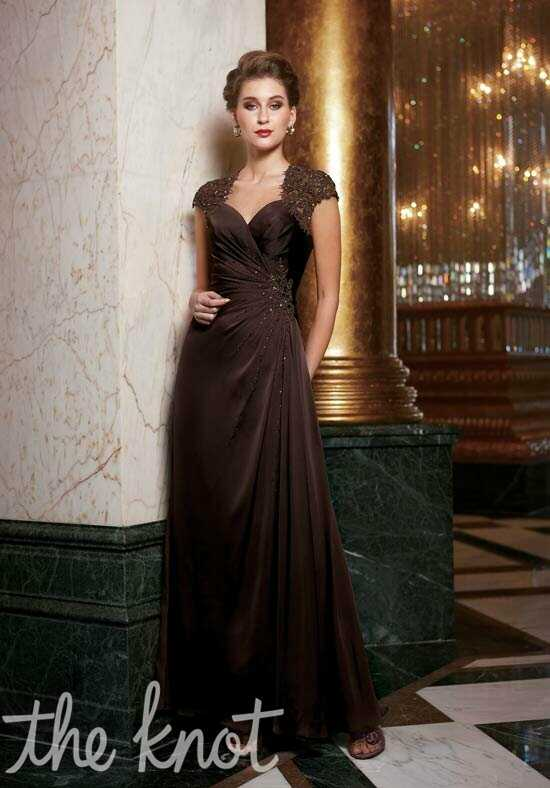 Jade Couture K2283 Mother Of The Bride Dress photo