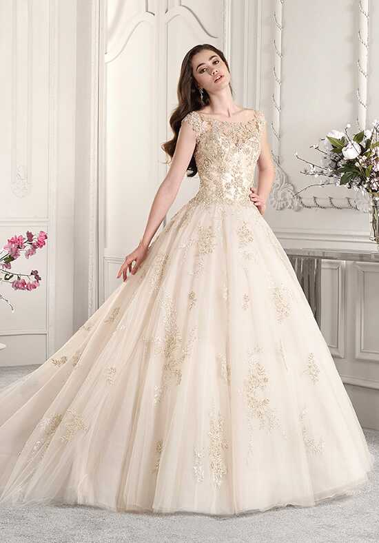 Demetrios 884 Ball Gown Wedding Dress