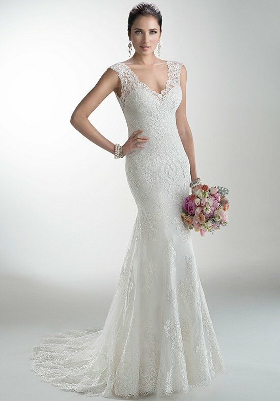 Maggie Sottero Melanie Sheath Wedding Dress