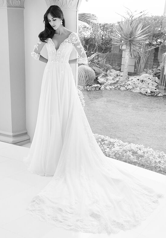 Alessandra Rinaudo Collection LISBETH AR 2018 A-Line Wedding Dress