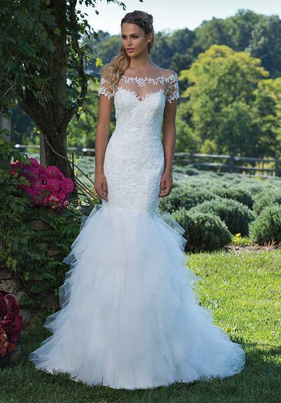 Off the shoulder wedding dresses sincerity bridal junglespirit Images
