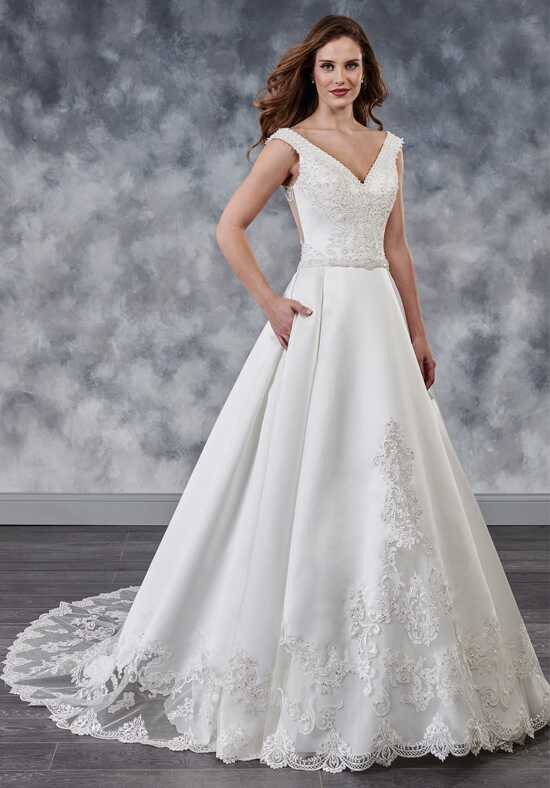 Mary's Bridal Couture d'Amour MB4026 Ball Gown Wedding Dress