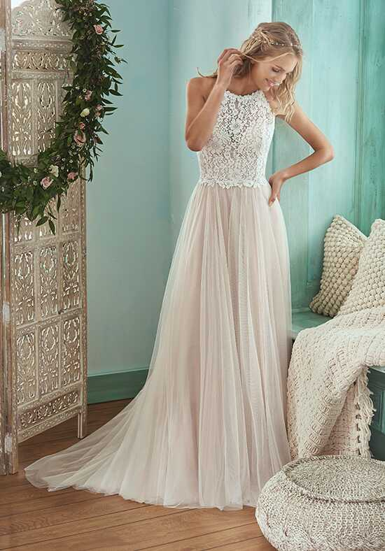 Jasmine Collection F201006 A-Line Wedding Dress