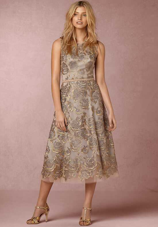 BHLDN (Mother of the Bride) Eleanor Silver Mother Of The Bride Dress