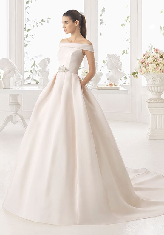 Aire Barcelona Cedra Ball Gown Wedding Dress